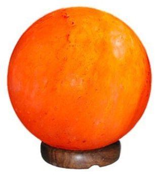 Salzlampe Sonne, ø 15 cm, 3,6 kg