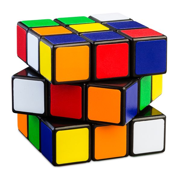 Speed Cube Ultimate 3x3 (V1) - schwarz