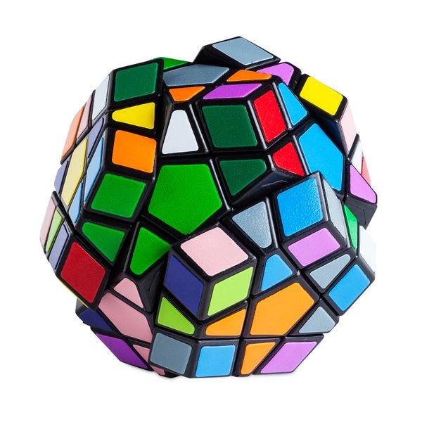 Speed Megaminx Ultimate (V1) - schwarz