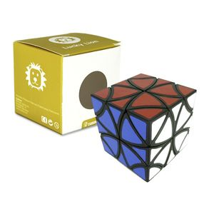 Flower Cube Lucky Lion