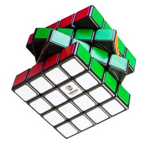Speed Cube Ultimate 4x4 (V2) - schwarz