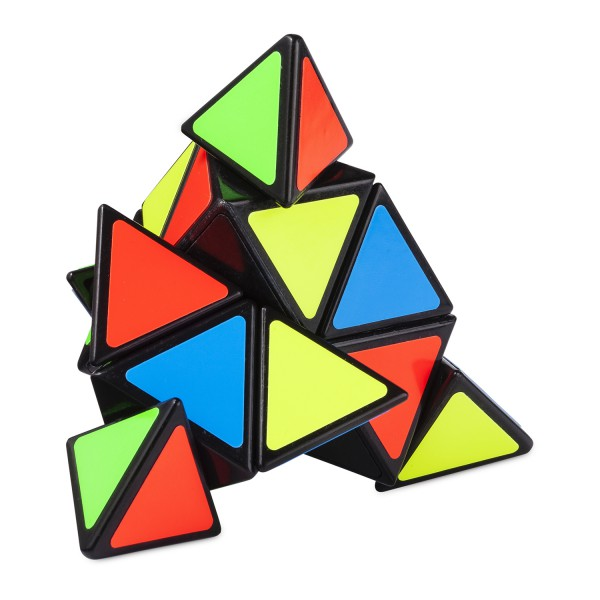 Speed Pyraminx Cheeky Sheep - schwarz