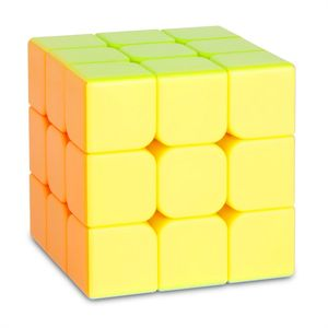 Zauberwürfel - 3x3 Speed Cube YOKOHAMA - stickerlos - Cubikon-Moyu YuLong