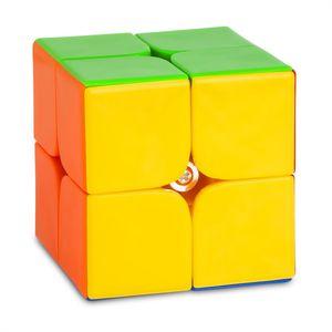 Zauberwürfel - 2x2 Speed Cube - stickerlos - Cubikon-Dayan