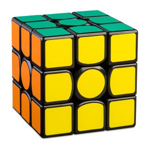 3x3 Speed Cube GAN356 Air STANDARD - schwarz