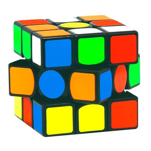 3x3 Speed Cube GAN356 Air MASTER - schwarz