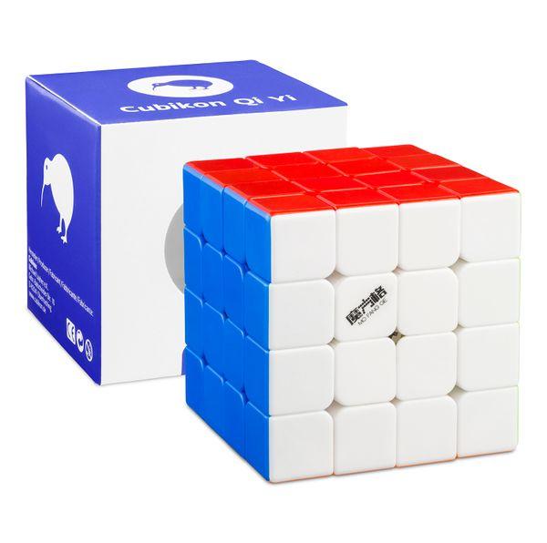 Zauberwürfel - 4x4 Speed Cube Wuque - stickerlos - Cubikon-Qiyi