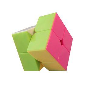 Zauberwürfel - 2x2 - Speed Cube YOKOHAMA - stickerlos
