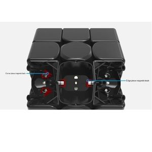 3x3 Speed Cube GAN356 Air SM (Superspeed Magneto)