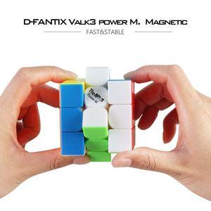 3x3 Speed Cube The VALK Power M (Magnition) - stickerlos - Qiyi