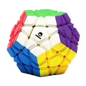 Speed Megaminx Cheeky Sheep V2 - stickerlos