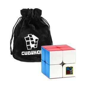 Speed Cube 2x2 - Moyu MF2S - stickerlos