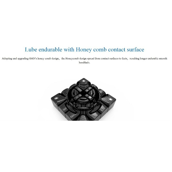 4x4 Speed Cube GAN460 M (Magnition) - stickerlos