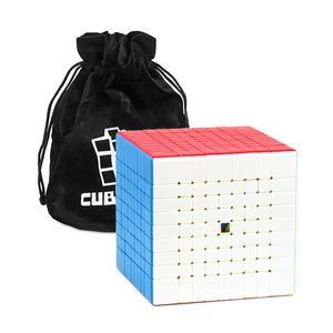 Speed Cube 9x9 - Moyu MF9 - stickerlos