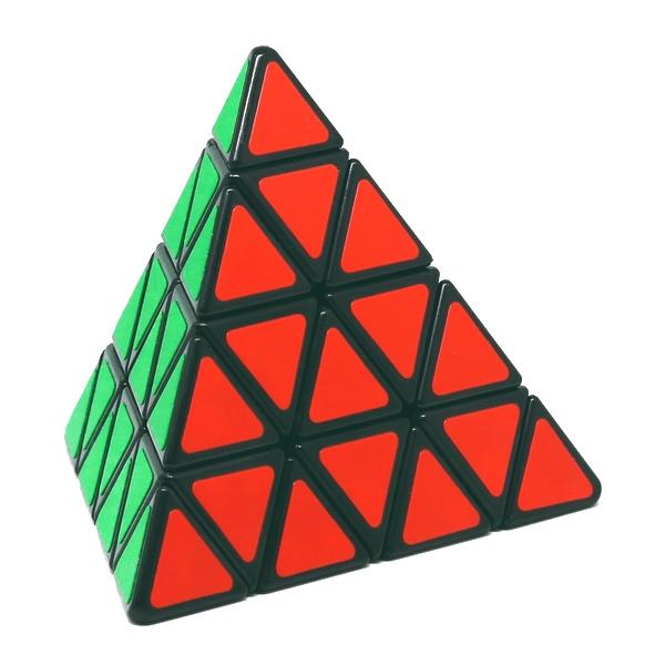 Speed Pyraminx Ultimate 4x4 - schwarz