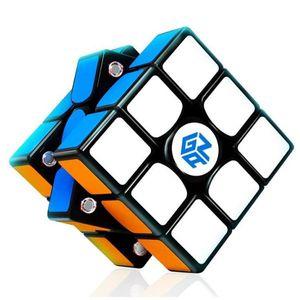 3x3 Speed Cube GAN356 X IPG v5 - Schwarz