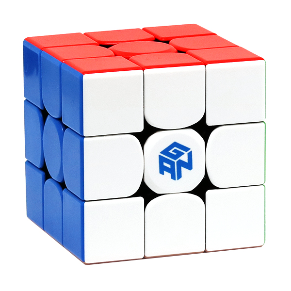 3x3 Speed Cube GAN356 X IPG v5 - Stickerlos
