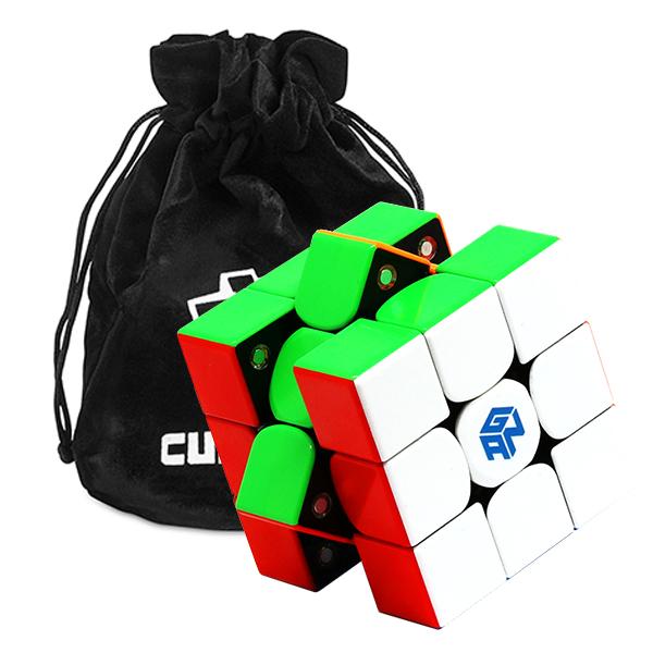 3x3 Speed Cube GAN356 X Numerical IPG - Stickerlos