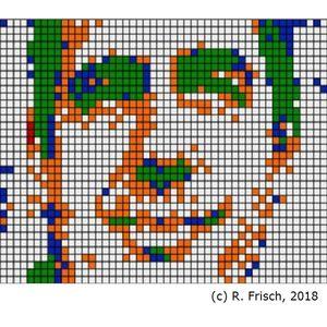 SONDERANGEBOT: 120 St. Zauberwürfel für Mosaik (Event für Firmenfeier, Hochzeit o.Ä.)
