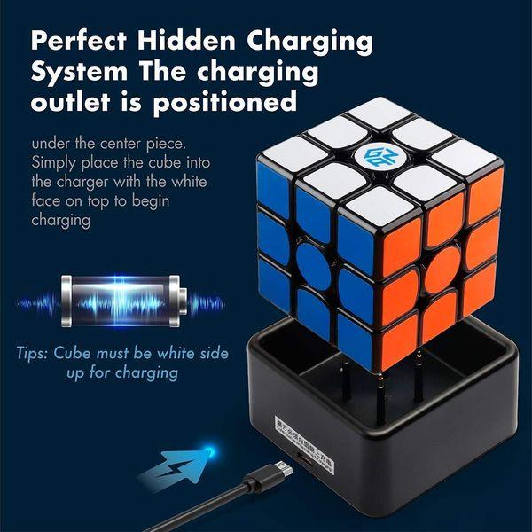3x3 Speed Cube GAN356 I - Schwarz