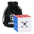 3x3 Speed Cube Weilong GTS3 M - Stickerlos