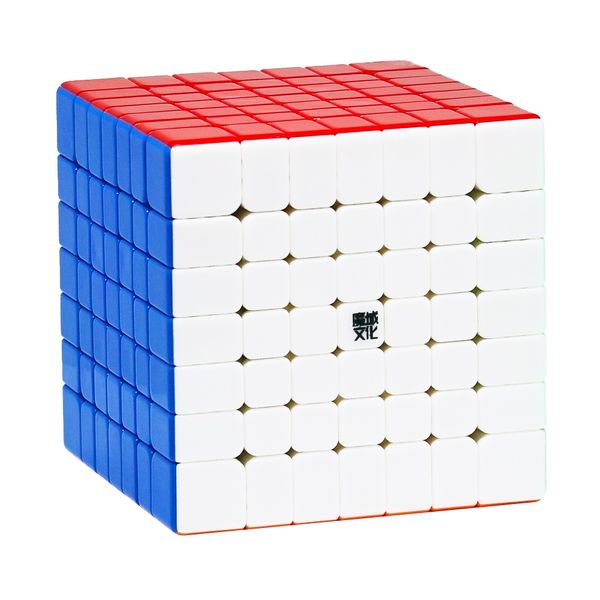7x7 Speed Cube Aofu GTS M - Stickerlos