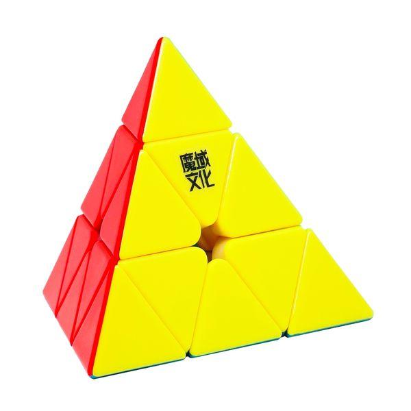 Moyu Magnetic Pyraminx M - Stickerlos