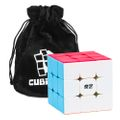3x3 Speed Cube Qiyi Warrior S - Stickerlos