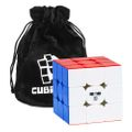 3x3 Speed Cube Wuwei M - Stickerlos