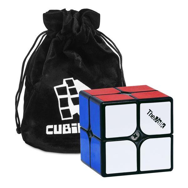 2x2 Speed Cube The VALK 2 M - Schwarz