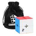 2x2 Speed Cube YJ MGC 2x2 M - Stickerlos
