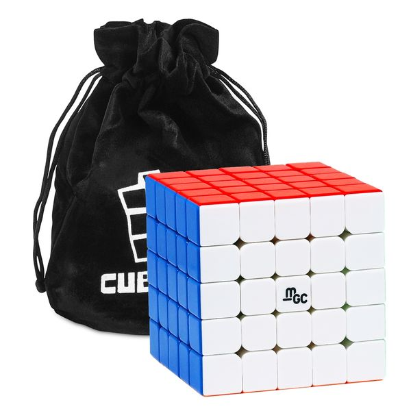 5x5 Speed Cube YJ MGC 5x5 M - Stickerlos