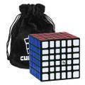 6x6 Speed Cube YJ MGC 6x6 M - Schwarz