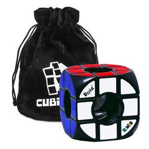 Original Rubik's Void -  hohler  3x3 Zauberwürfel