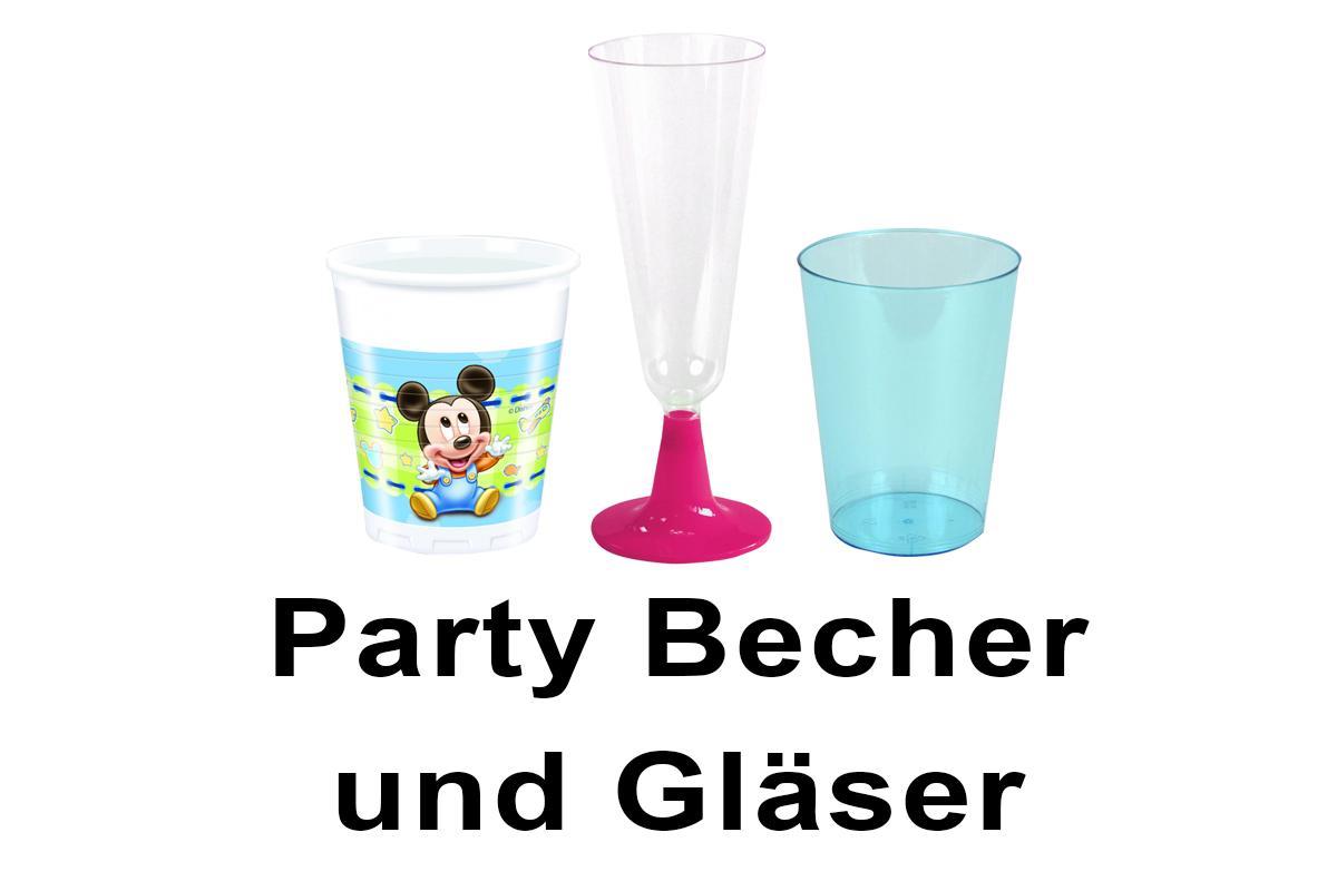 Becher/Gläser