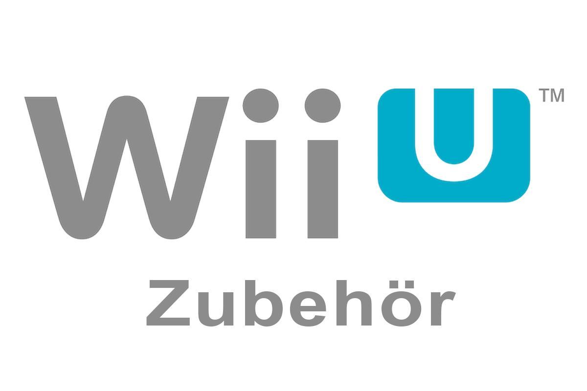 Nintendo WiiU Zubehör