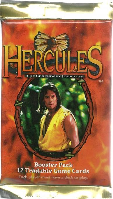 Hercules TCG Booster engl.