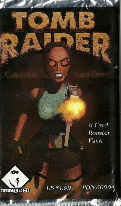 Tomb Raider Basic Booster (englisch)