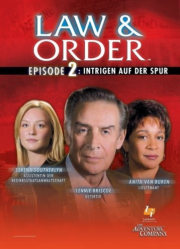 Law & Order Episode 2 - Intrigen auf der Spur