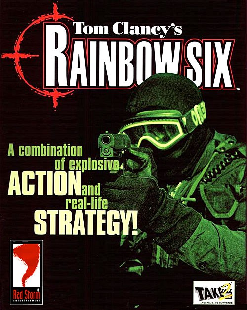 Tom Clancy's Rainbow Six (dt.)