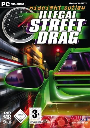 Midnight Outlaw: Illegal Street Drag - Nitro Edition