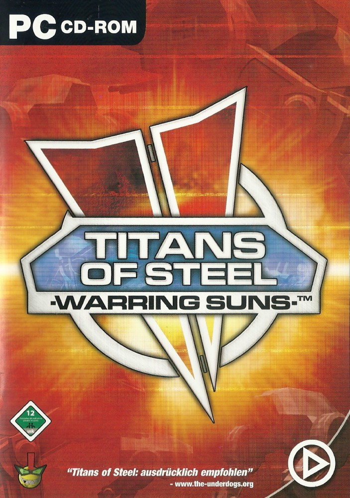 Titans Of Steel - Warring Suns