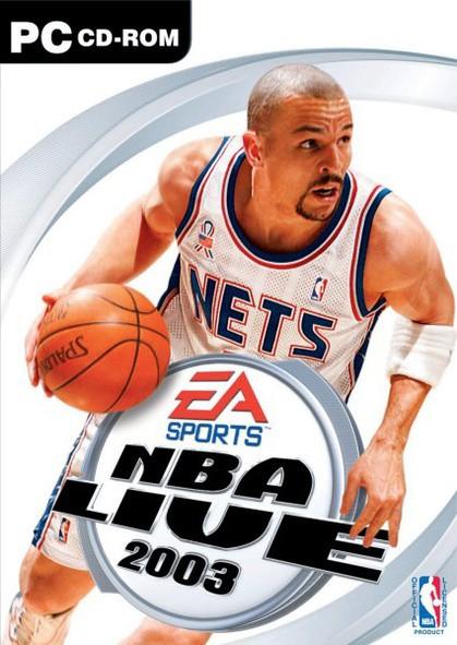 NBA Live 2003 (gebraucht)