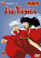 InuYasha Vol.3 Episode 9-12