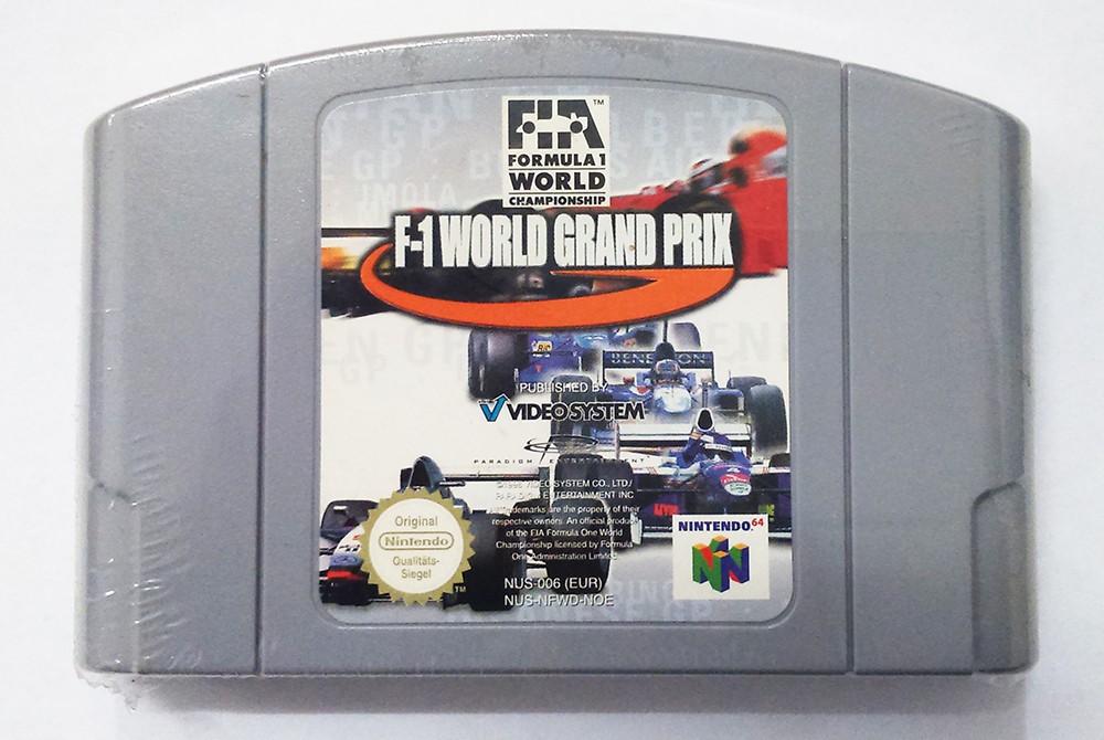 N64 F1 World Grand Prix