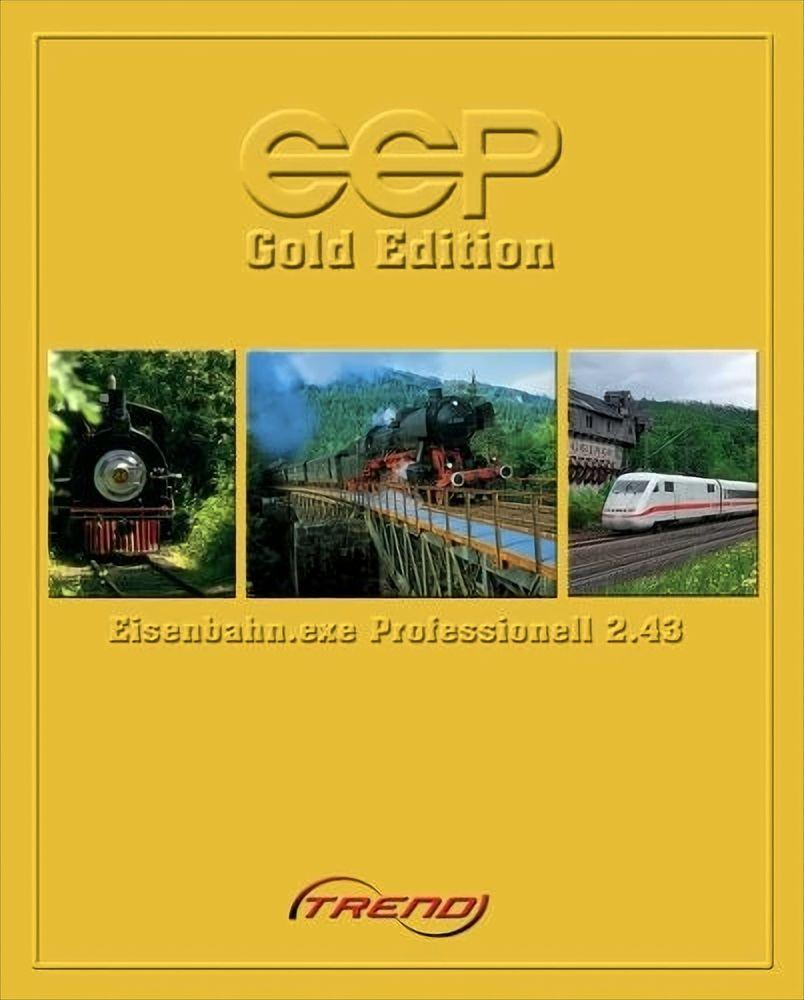 EEP Eisenbahn.exe Professional 2.43 Gold