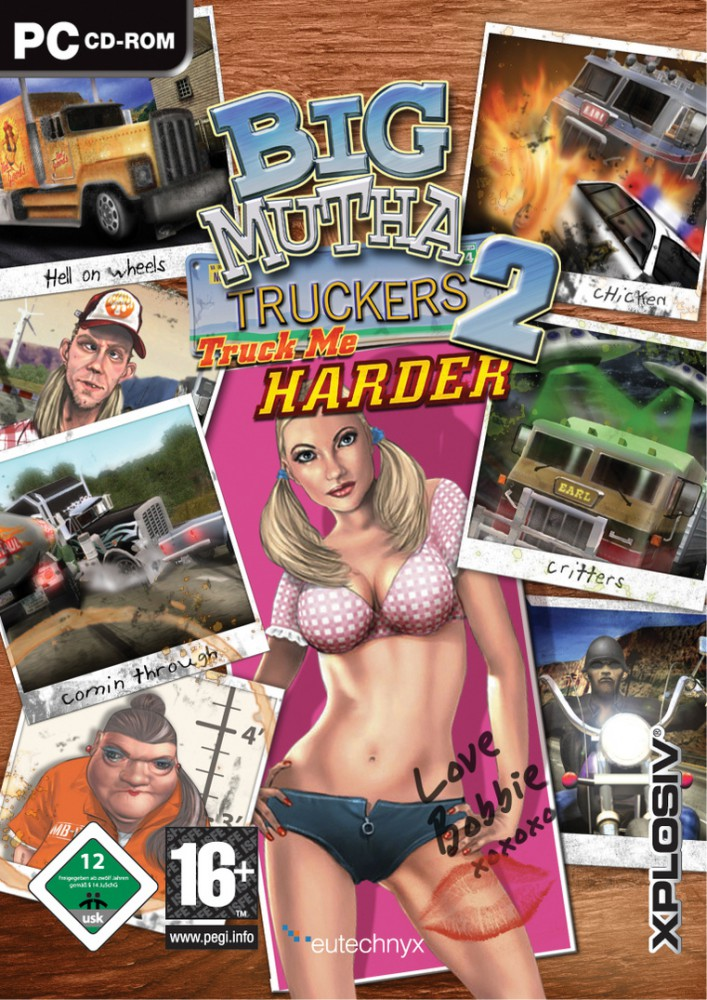 Big Mutha Truckers 2 - Truck Me Harder