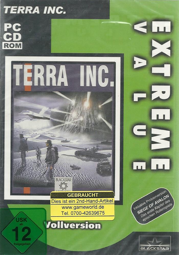 Terra Inc. (gebraucht)