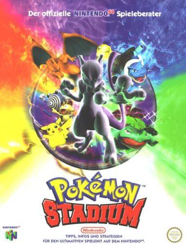 Pokemon Stadium - offizielles Lösungsbuch
