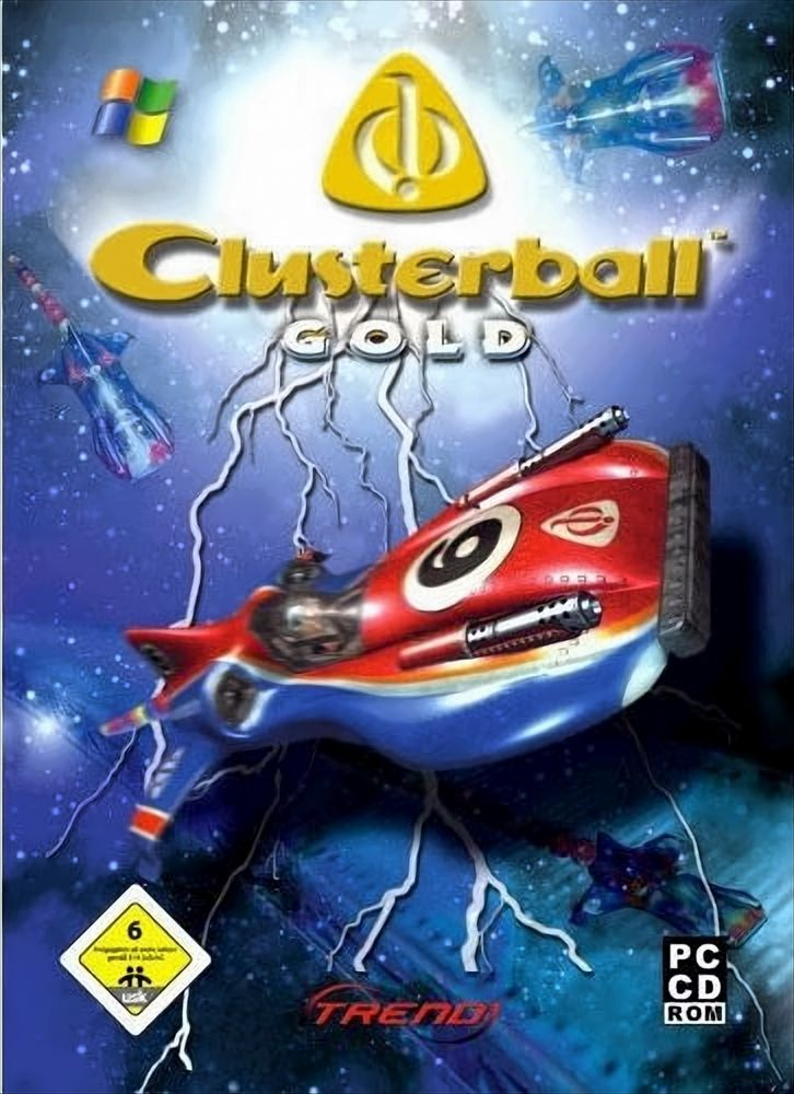 Clusterball Gold (Metallbox)